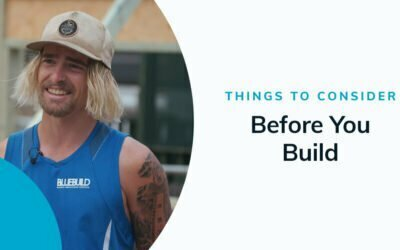 Things To Consider Before You Build